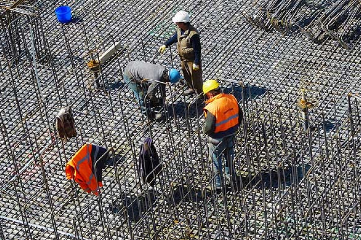 Surge in the construction of new homes