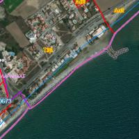 653 m2 Plot in Oroklini, Larnaca