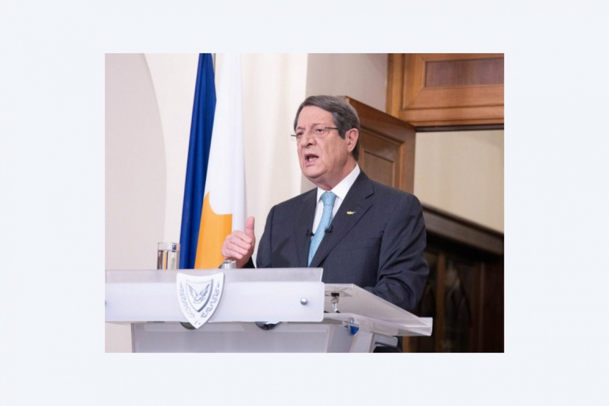 Coronavirus Anastasiades outlines millions to be pumped into the economy updated