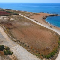 Investment opportunity in Ormidia beachfront with 9996m2 touristic land for sale