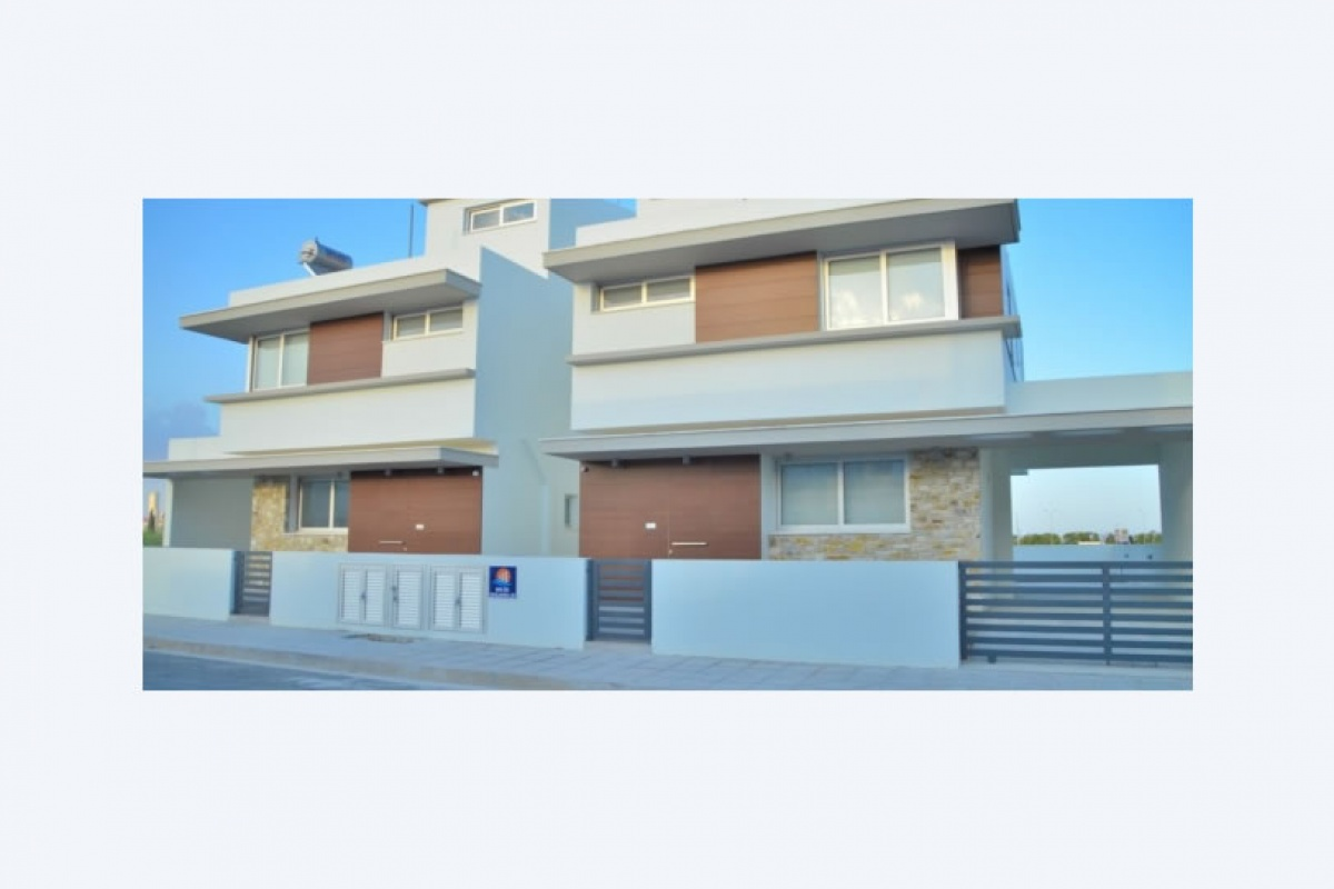 Newzoe Developers Ltd have issued title deeds for their Irini Gardens houses